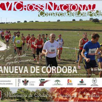 Se abre el plazo de inscripción para el XXV Cross Nacional Comarca de los Pedroches
