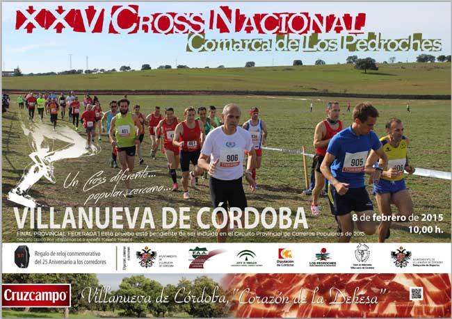 XXV Cross Nacional Comarca de Los Pedroches
