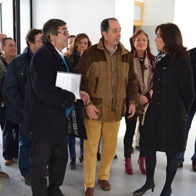 Villanueva de Córdoba cuenta ya con un centro empresarial sobre cárnicos