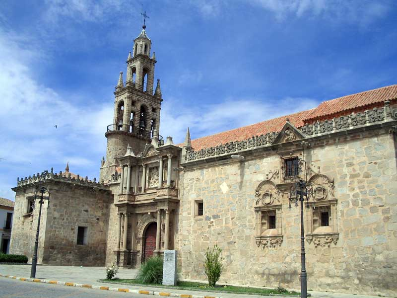 Catedral de Hinojosa del Duque