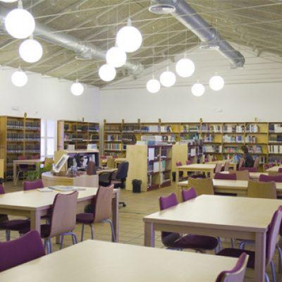 La Biblioteca de Pozoblanco organiza una semana de actividades en torno a su día especial