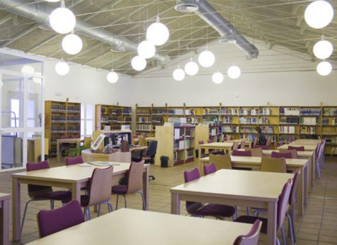 Buscan abrir la biblioteca municipal de Pozoblanco en Navidad
