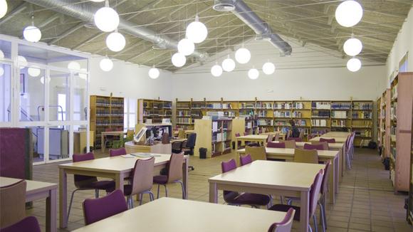 Biblioteca de Pozoblanco
