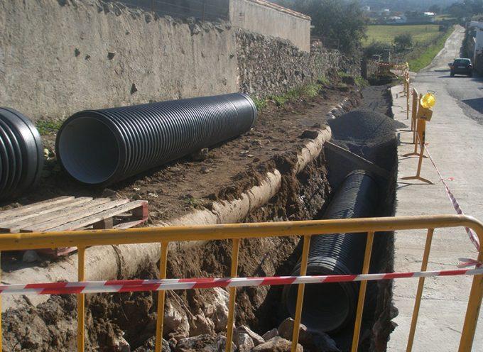 Comienzan las obras de infraestructuras con los fondos PROFEA en Villanueva de Córdoba