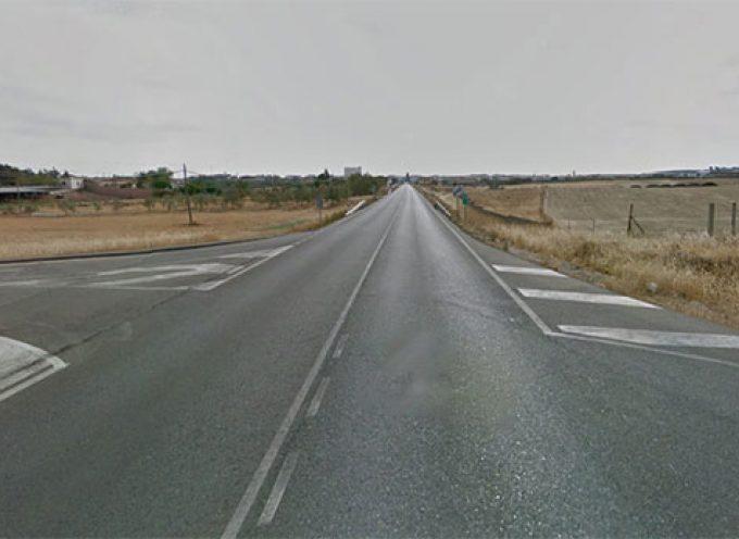 Gestiones desde el Ayuntamiento de Hinojosa del Duque para el arreglo de la carretera A-422