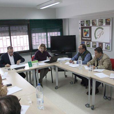 El Consejo Territorial de Desarrollo Rural de Los Pedroches da el visto bueno a cinco nuevos proyectos