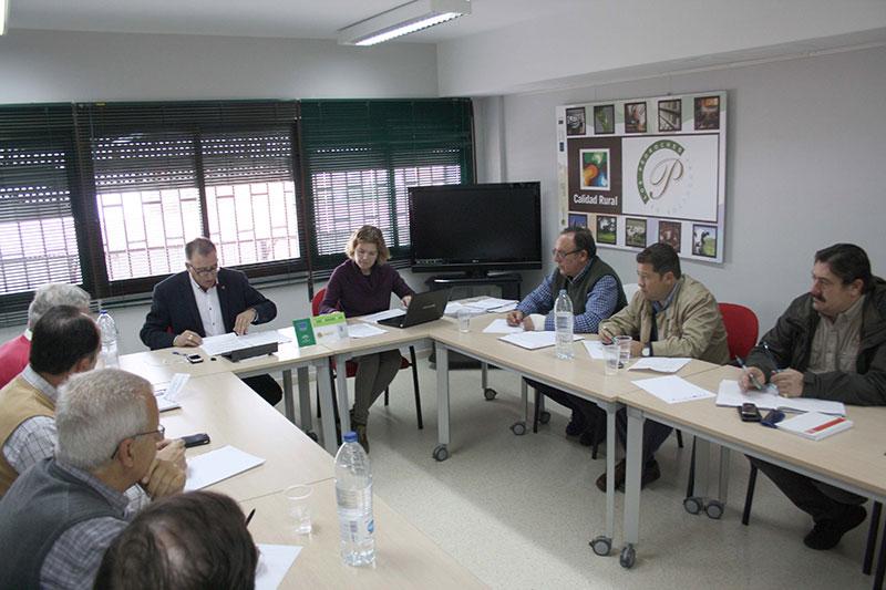 Consejo Territorial de Desarrollo Rural de Los Pedroches