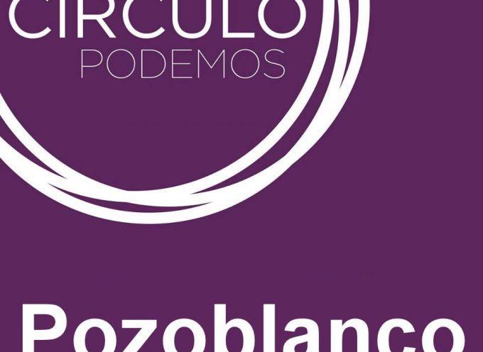 Podemos Pozoblanco busca personas para crear su equipo de gobierno