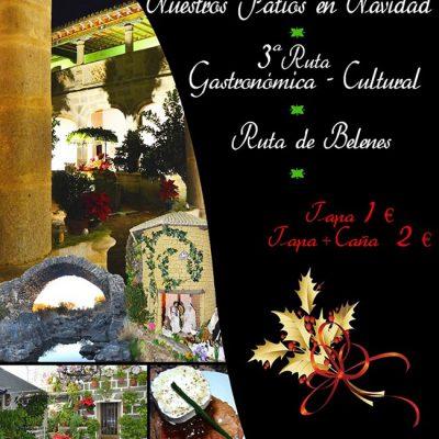 """Cultura, turismo y gastronomía en """"Saborea la Navidad"""" de Belalcázar"""