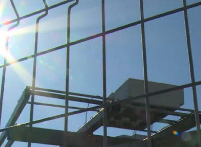 Reportaje 'De espaldas al sol', hablando de las energía renovables