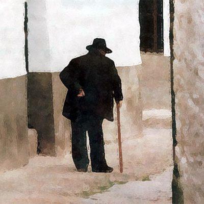 'Tierra de mayores', por Francisco Sicilia Regalón