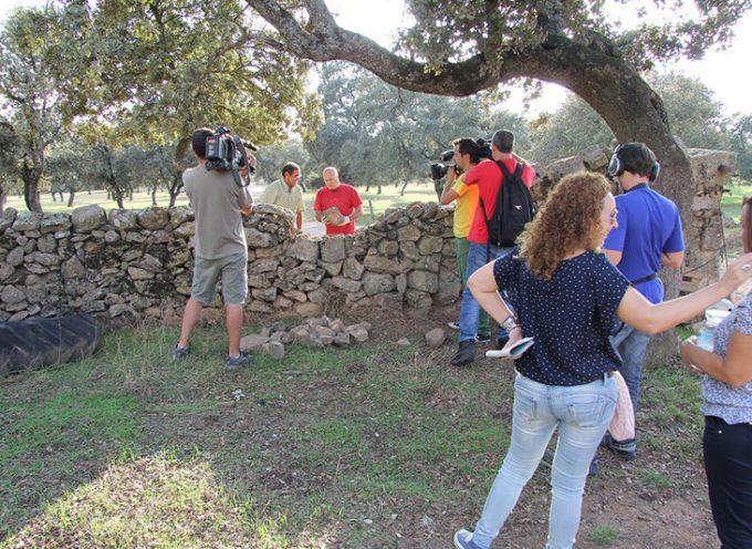 El programa 'Urbanitas por el campo' de La 2 en Los Pedroches