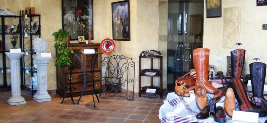 La Junta de Andalucía concede una ayuda a Ofiarpe, la asociación de artesanos de Los Pedroches