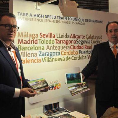 Andalucía renueva colaboración con la Red de Ciudades Ave, donde se encuentra Villanueva de Córdoba