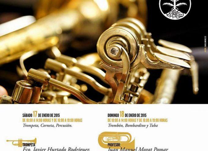 Jornadas de especialización musical en Pozoblanco