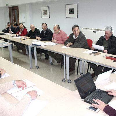 El Consejo Territorial de Los Pedroches concede 212.944 euros para nuevos proyectos en Los Pedroches