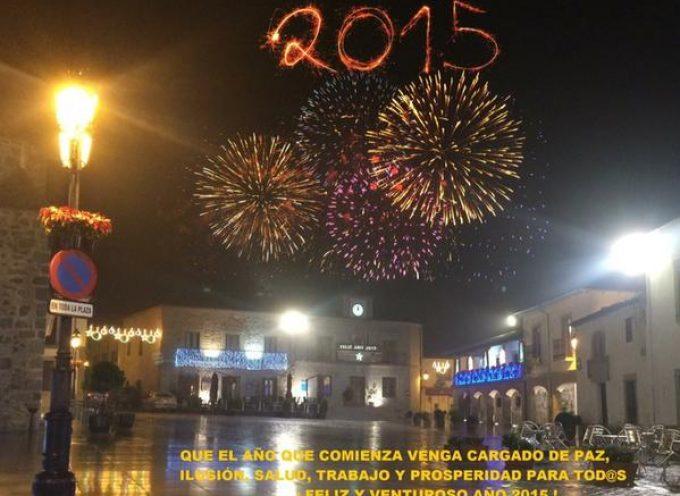 Alcaldes de Los Pedroches, Twitter y el fin de año