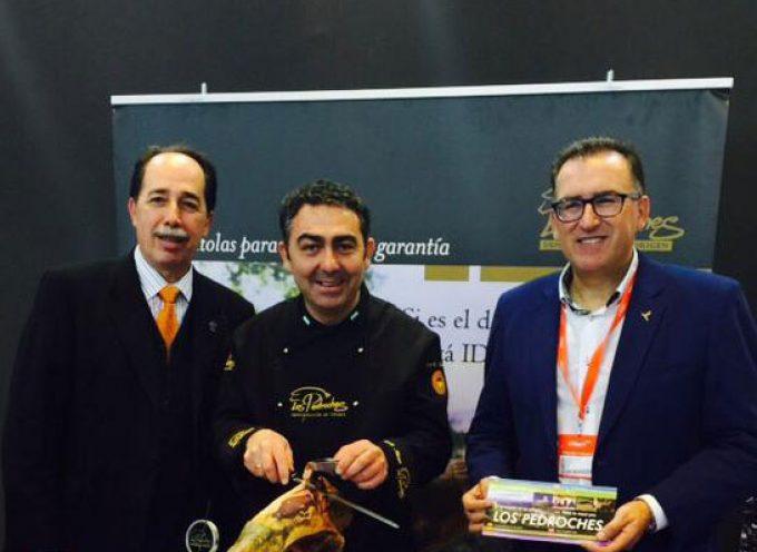 Los Pedroches presentan en Fitur una oferta basada en la tradición, la naturaleza y la gastronomía