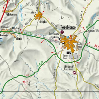 La Junta invierte más de 900.000 euros en la mejora de carreteras del norte de Córdoba