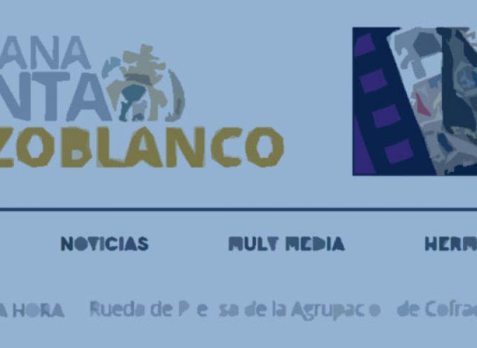 La Agrupación de Cofradías presenta el nuevo portal web de la Semana Santa de Pozoblanco