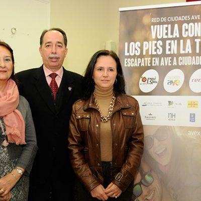 La Red de Ciudades AVE se reúne en Villanueva de Córdoba