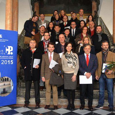 Renovado el compromiso de colaboración en el Club Patrimonio