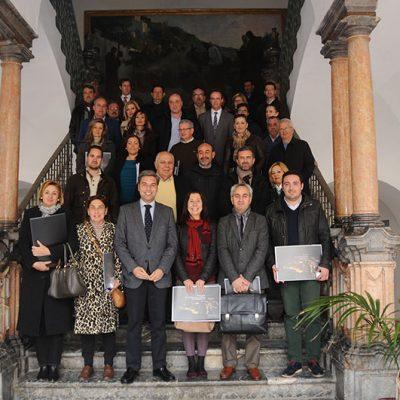 La Diputación entrega a 7 municipios de Los Pedroches estudios para limitar la contaminación lumínica