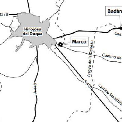 Impacto ambiental del proyecto previsto en la Cañada Real de la Mesta en Hinojosa del Duque