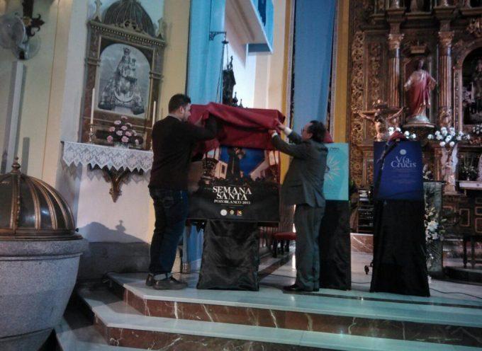 La Agrupación de Cofradías y Hermandades de Pozoblanco presenta la cartelería de la Semana Santa 2015
