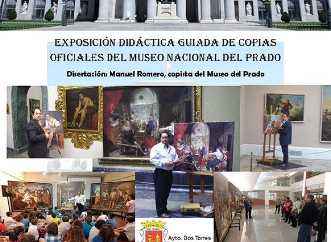 'El Museo llega a tu Ciudad', en Dos Torres