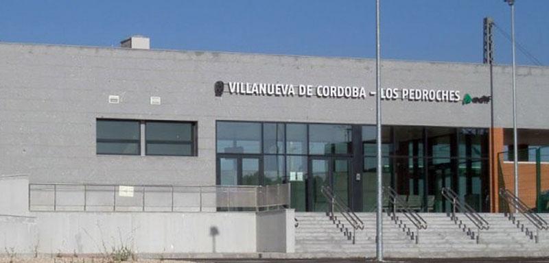 Estación de tren Villanueva de Córdoba - Los Pedroches