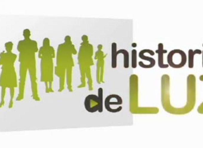 'Historias de luz', Pilar Gómez y Javier Castro