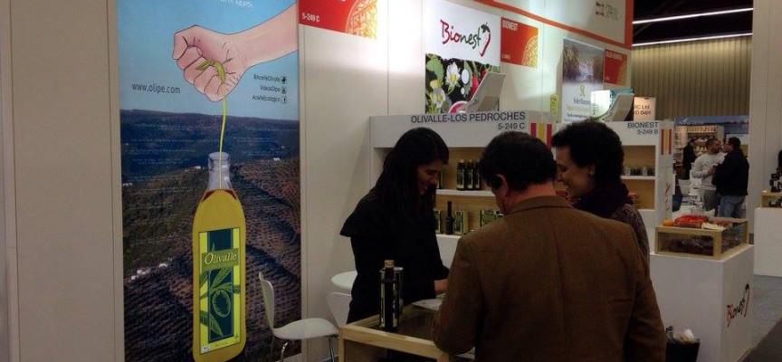 Olivarera Los Pedroches en la feria Biofach 2015 de Alemania