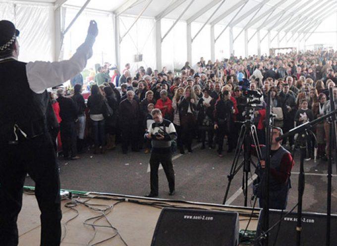 Reportaje de la Fiesta de la Matanza en Onda Mezquita TV