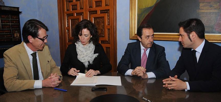 La Diputación contribuye a la mejora genética del porcino ibérico en la provincia de Córdoba