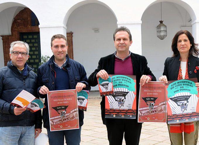Presentada en Diputación la XIII Muestra de Cine Rural de Dos Torres