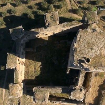Castillos de Los Pedroches a vista de pájaro [vídeo]