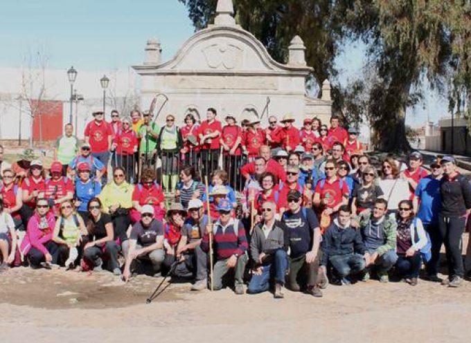 Concluyó la II Marcha Córdoba – Hinojosa del Duque por el camino mozárabe