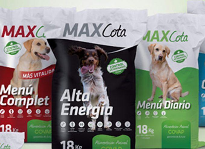 COVAP lanza una marca de alimentación animal para perros y gatos