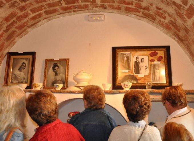 Exposición sobre las bodas en el Museo del Pastor