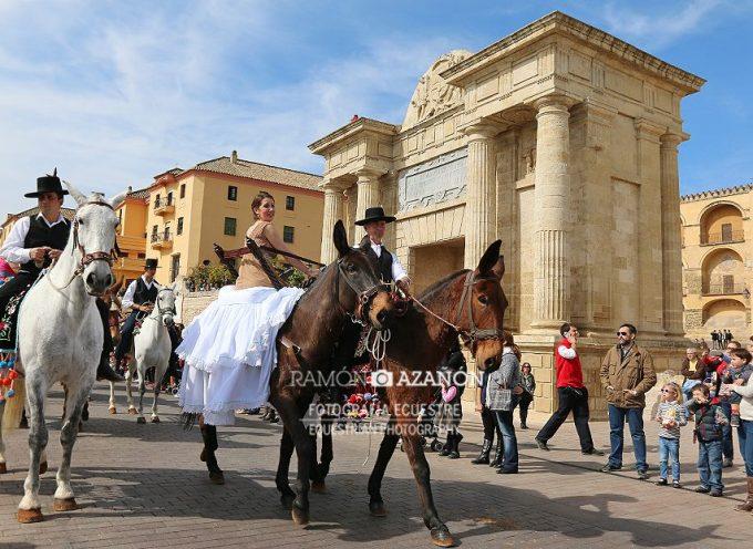 Los Piostros en la X Marcha Hípica de Córdoba