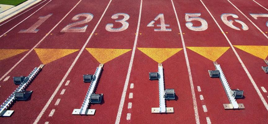 La Pista de Atletismo de Pozoblanco acoge el II Control de Invierno de la Federación Andaluza
