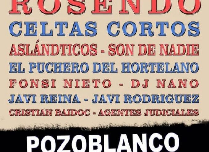 Presentado el WhiteWell Festival 2015 de Pozoblanco