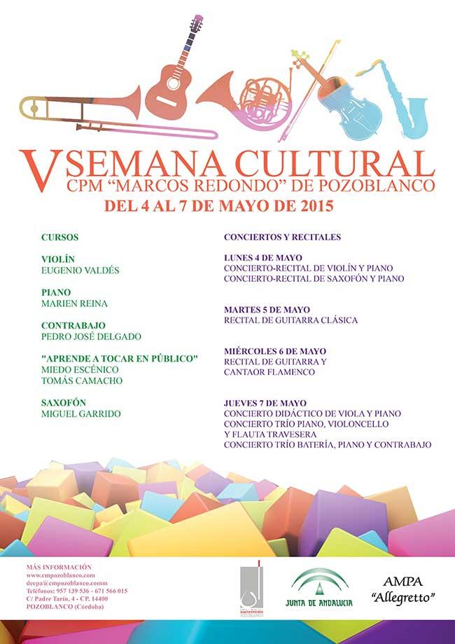 Conservatorio Marcos Redondo Pozoblanco