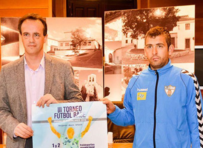 Presentación del III Torneo de Fútbol Base 'Ciudad de Pozoblanco'