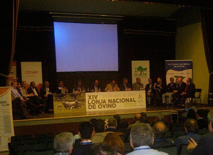 Celebrada la XIV Lonja Nacional del Ovino en Pozoblanco