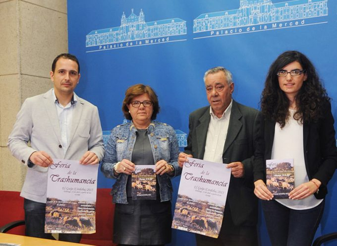 El Guijo celebra el próximo domingo la Feria de la Trashumancia