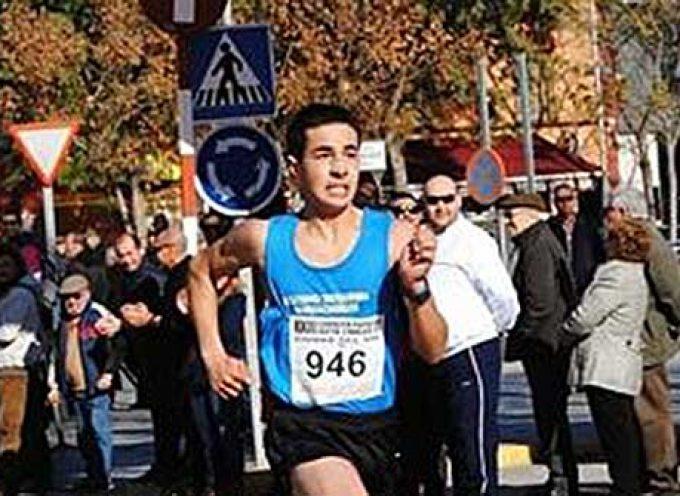 Ángel Muñoz participará en el Campeonato de España de Fondo en Pista Trofeo Ibérico