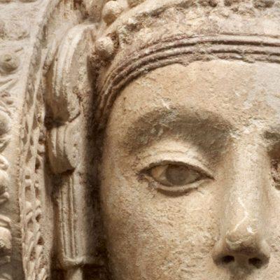 Un busto de la Dama de Elche en Pedroche en memoria de los emigrantes
