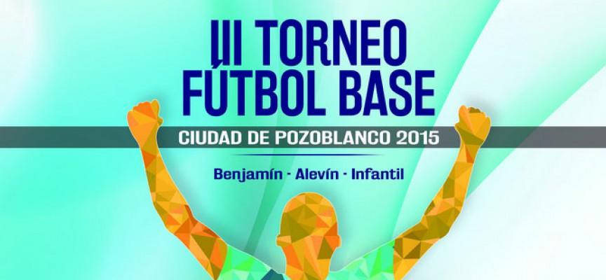 """Horarios del III Torneo de Fútbol Base """"Ciudad de Pozoblanco"""""""